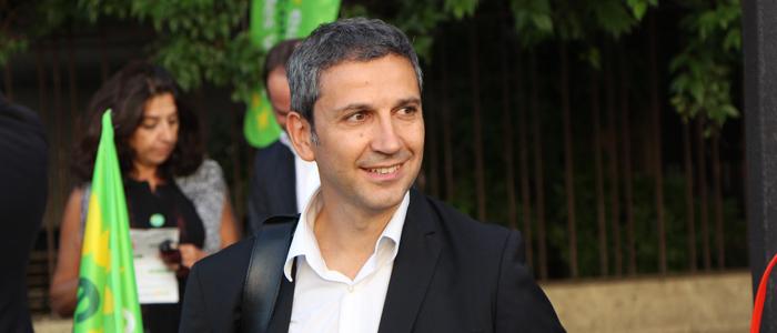C Najdovski candidat écologiste