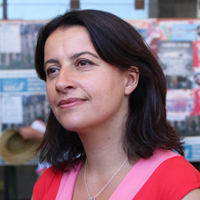 Cécile Duflot députée de Paris, Ministre