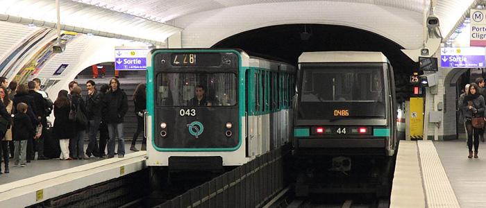 Metro à Odéon par Cramos
