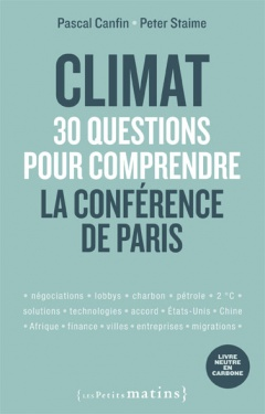 Pascal Canfin Climat 30 questions