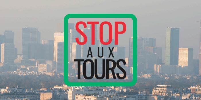 Stop aux tours