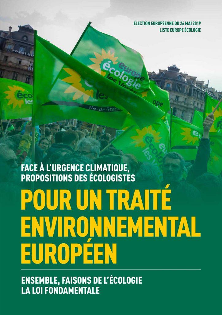 Traité environnemental européen