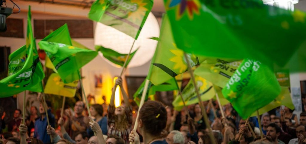 l'écologie pour Paris - Meeting au Trabendo