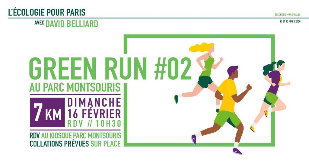 Green run 2